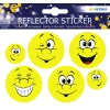 HERMA Reflektor  Happy Face A011699S