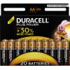 DURACELL Batterie Plus Power AA/Mignon 20 St./Pack. A011869Y