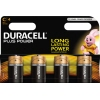 DURACELL Batterie Plus Power C/Baby 4 St./Pack. A011870B