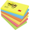 Post-it® Haftnotiz Active Collection Notes 127 x 76 mm (B x H) 6 Block/Pack.