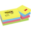 Post-it® Haftnotiz Active Collection Notes  51 x 38 mm (B x H) 12 Block/Pack. A012135L