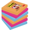 Post-it Haftnotiz Super Sticky Notes Bangkok Collection 6 Block/Pack. A012135W
