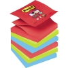Post-it® Haftnotiz Super Sticky Z-Notes Bora Bora Collection A012136F