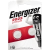 Energizer® Knopfzelle Lithium CR2025 155 mAh 2 St./Pack. A012195G