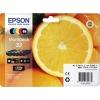 Epson Tintenpatrone 33 schwarz, mehrfarbig