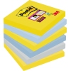 Post-it® Haftnotiz Super Sticky Notes New York Color Collection A012257R
