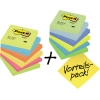 Post-it® Haftnotiz Rainbow Notes Promotion A012265S