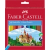 Faber-Castell Farbstift Eco 24 St./Pack. A012275Y