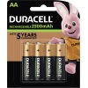DURACELL Akku Rechargeable ULTRA HR6 4 St./Pack. A012368Y