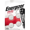 Energizer® Knopfzelle Lithium CR2032 4 St./Pack. A012664S
