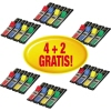 Post-it® Haftstreifen Index Mini Promotion 24 Block/Pack. A012687C