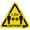 Jalema Hinweisschild Safety First! A012755R