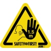 Jalema Hinweisschild Safety First! A012755S