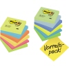 Post-it® Haftnotiz Rainbow Notes Promotion A012815T