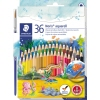 STAEDTLER® Farbstift Noris aquarell 144 36 St./Pack. A013176W