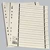 Soennecken Trennblatt 100 St./Pack. B026001Y
