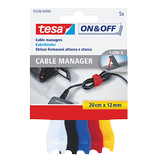 tesa® Kabelbinder On & Off® Cable Manager small
