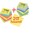 Post-it® Haftnotiz Rainbow Notes Promotion A006812Q