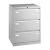 Bisley Hängeregistraturschrank LIGHT  3 Hängeregistraturen 2-bahnig B043518K
