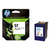 HP Tintenpatrone 57  17 ml H009976S