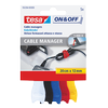 tesa® Kabelbinder On & Off® Cable Manager small T003109Z